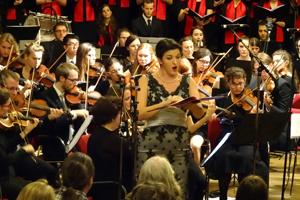 Sergej Rachmaninoff, Die Glocken, Chor und Orchester der Universitaet Wien unter der Leitung von Vijay Upadhyaya